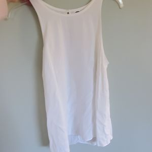 Old Navy white tank